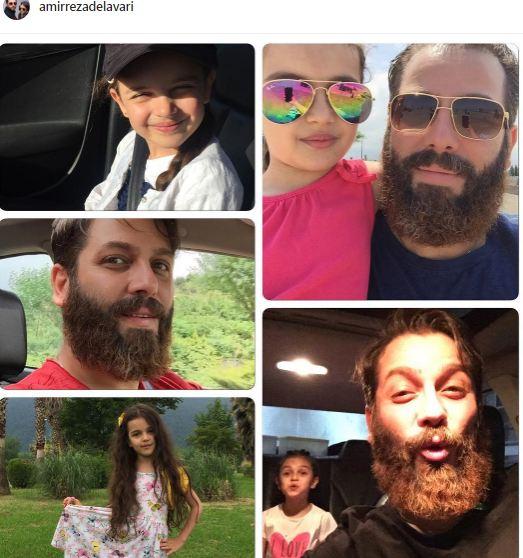 پست های اینستاگرامی چهره ها در روز یکشنبه ۷ خرداد!