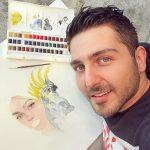 پست های اینستاگرامی چهره ها در روز چهارشنبه 24 خرداد!