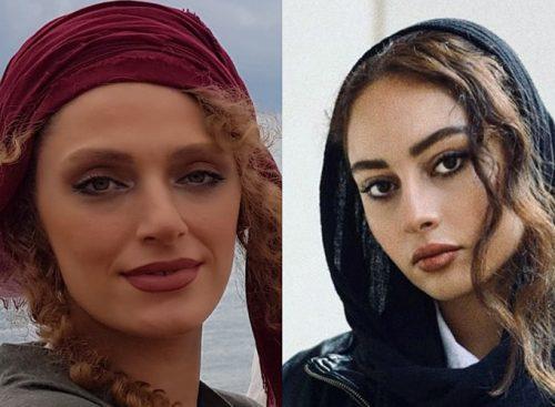 اینستاگرام بازیگران ۵۳۳ +تصاویری از حجاب متفاوت سحر قریشی تا رضا صادقی و فرشته هایش