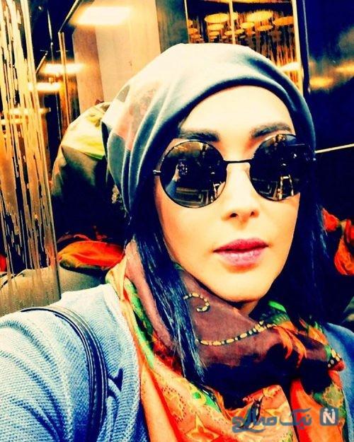 اینستاگرام بازیگران 567 +تصاویری از دلگیری ترلان پروانه از فاصله ها تا حدیثه تهرانی و همسرش