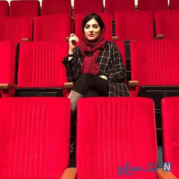اینستاگرام بازیگران 586 +تصاویری از مزه زندگی شبنم قلیخانی تا سام درخشانی و همسرجان