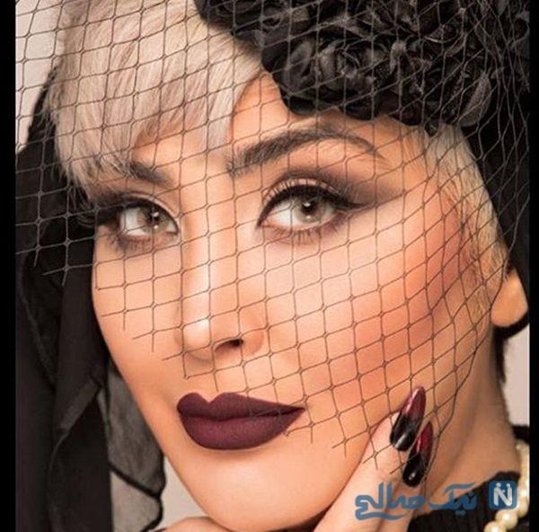 اینستاگرام بازیگران ۶۰۵ +تصاویری از لباس خاص مهناز افشار تا بنیامین و همسرش شایلی