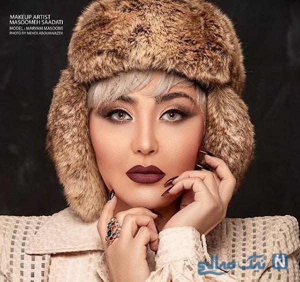 اینستاگرام بازیگران ۶۱۲ +تصاویری از تولد کردیا دختر الهام پاوه نژاد تا دختر همایون شجریان