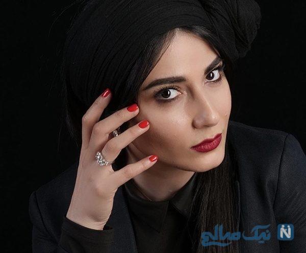 اینستاگرام بازیگران ۶۱۴ +تصاویری از تیپ قجری مریم معصومی تا محمدرضا گلزار