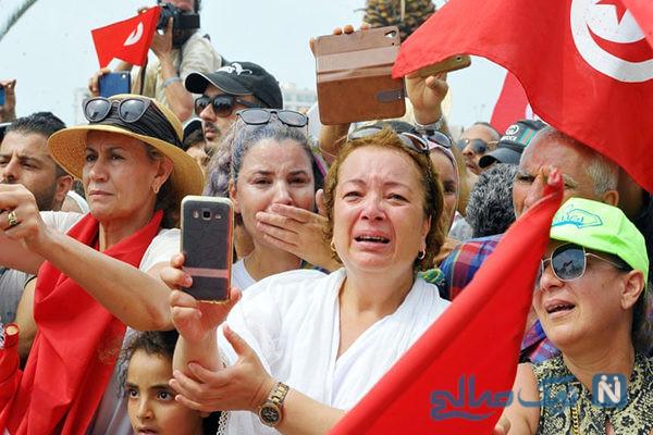 دیدنی های جذاب روز – دوشنبه ۷ مرداد! از جشنواره بونالو در هند تا حمله ملخ ها به صنعا