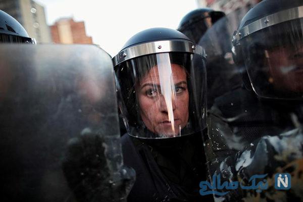 دیدنی های جذاب روز – پنجشنبه ۲ آبان! از اعتراضات لبنان تا مارک زاکربرگ