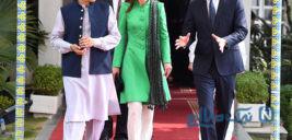 دیدنی های جذاب روز – چهارشنبه ۲۴ مهر! از دورنمای برج خلیفه تا سفر شاهزاده انگلیس به پاکستان