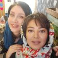 اینستاگرام بازیگران ۸۳۴ +تصاویری از شبهای خواهرانه ملیکا و مهراوه تا حمید در پاریس