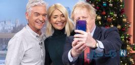 دیدنی های جذاب روز – شنبه ۱۶ آذر! از سلفی نخست وزیر بریتانیا تا خشکی آبشار ویکتوریا