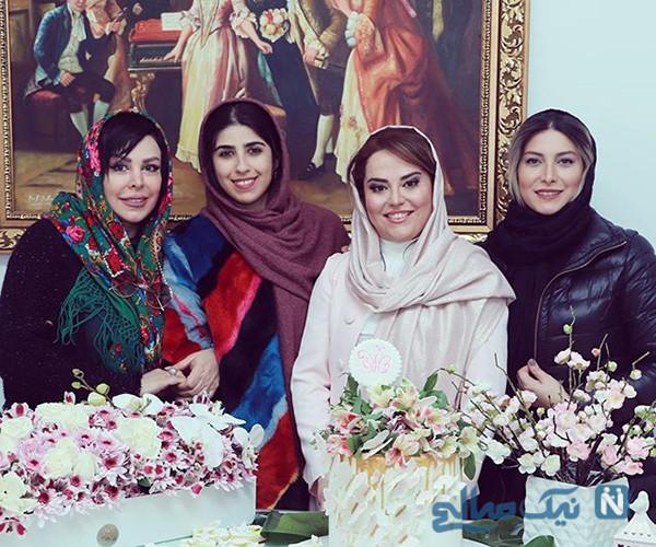 اینستاگرام بازیگران ۸۵۵ +تصاویری از سورپرایز خواهر سردار تا تولد سیلوانای خاله یکتا