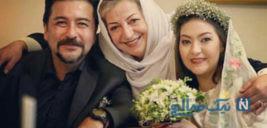 امیرحسین صدیق و همسرش در قرنطینه تا سفره هفت سین ماهچهره در لندن (۹۲۳)