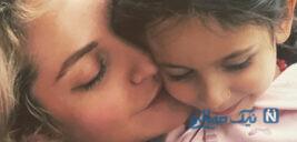 تولد دختر مهناز افشار تا پوشکین در قرنطینه مرجانه و هوتن با بهرام (۹۷۸)