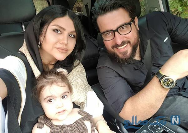محسن کیایی و دخترش رز تا مریم از دیار عروسک ها و بابک ساده (۹۶۲)