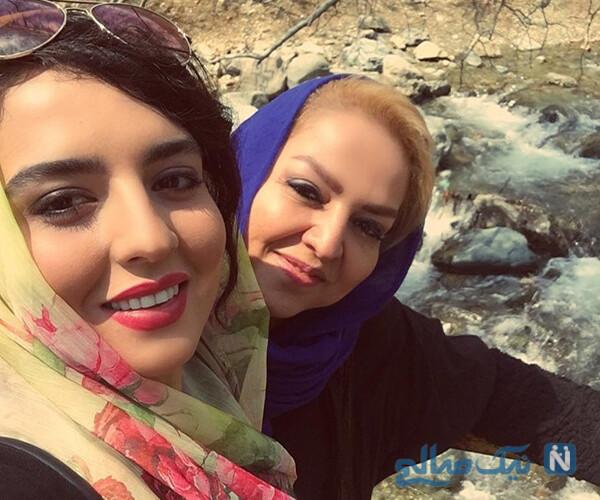 تولد مادر نرگس محمدی تا عشق حقیقی آرام با ساقی و مهتاب زیبا (۹۹۲)