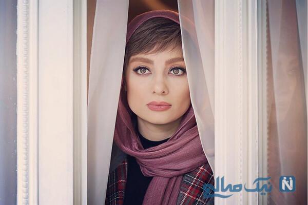 یکتا ناصر در سریال دل تا غزال در انتظار گودو با شیدایی آوا و بهنوش (۹۹۹)