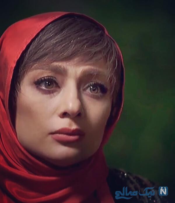 یکتا ناصر در سریال دل