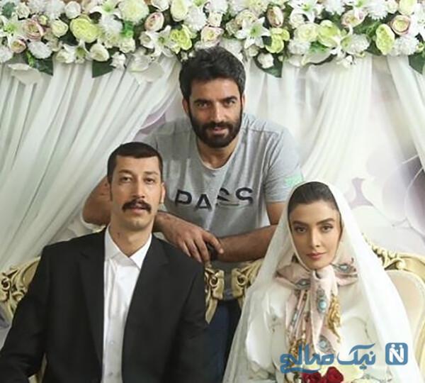 بهرام افشاری سریال دل تا تیپ خاص صبا راد در ترکیه (۱۰۳۱)