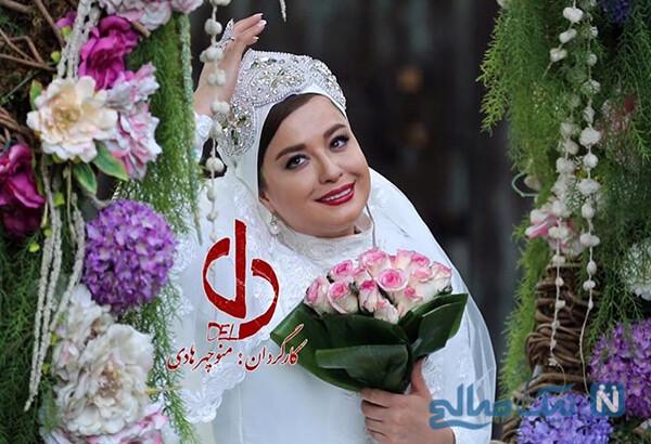 مهراوه شریفی نیا سریال دل تا تولد مهدی کوشکی