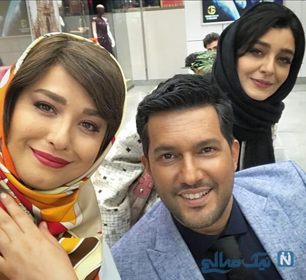 مهراوه شریفی نیا سریال دل