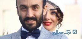 خاطرات عروسی دریا مرادی دشت تا سیما خضرآبادی و همسرش (۱۰۰۹)