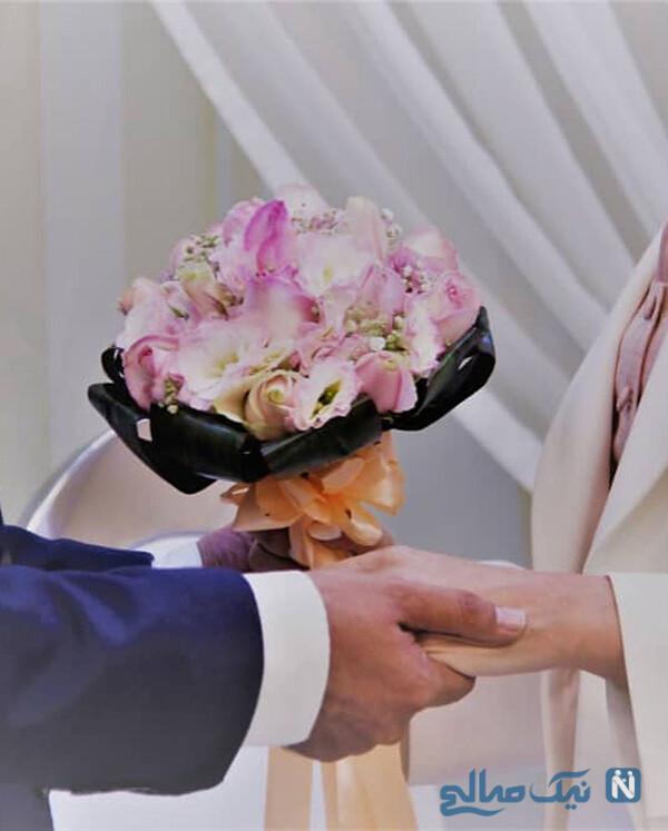 ازدواج عمار تفتی
