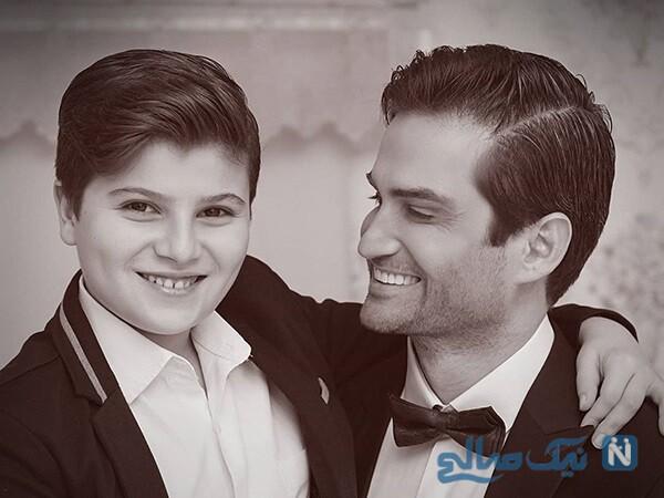 سالگرد ازدواج پویا امینی تا روز تعطیل محسن کیایی با دخترش