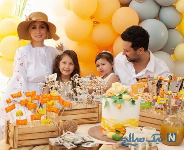خانواده شاهرخ استخری در یک قاب تا محمدرضا گلزار در عاشقانه