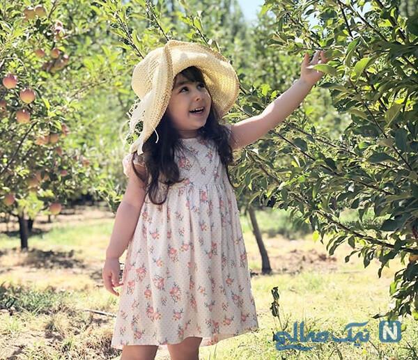 نفس دختر محمدرضا احمدی