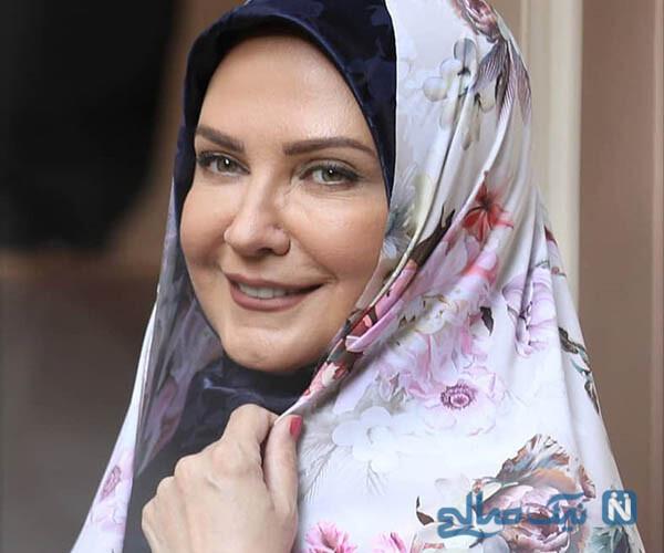 لعیا زنگنه سریال آقازاده به وقت تولد تا عاشقانه فریبا نادری برای همسرش