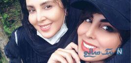 لیلا بلوکات و خواهرش نوشا تا دلتنگی متین ستوده برای فوق لیسانسه ها