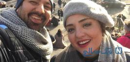 سالگرد ازدواج نرگس محمدی و علی اوجی تا ماه ریحانه پارسا