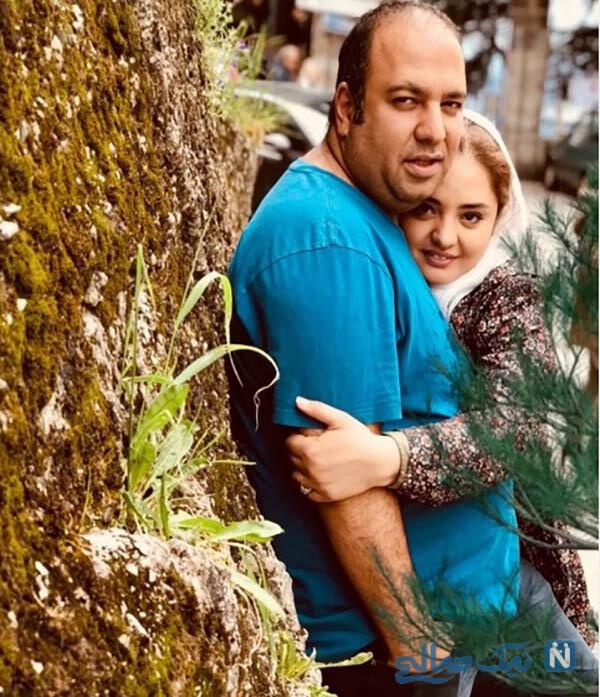 سالگرد ازدواج نرگس محمدی