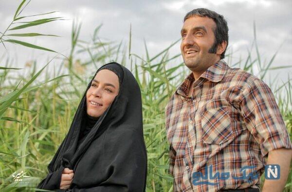 ملیکا شریفی نیا در نجلا