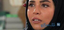 ملیکا شریفی نیا در نجلا تا خواهر نیکی کریمی و میکاپ نیوشا ضیغمی
