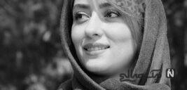الهام طهموری سریال شرم تا دور دور محسن ابراهیم زاده در یک روز پاییزی