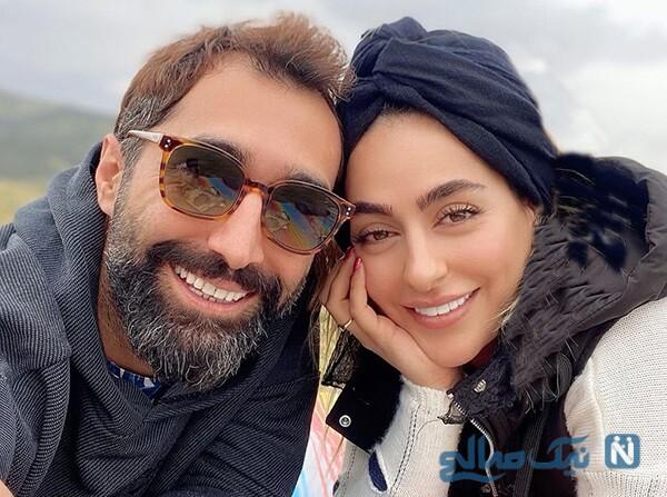 تولد هادی کاظمی با عاشقانه همسرش تا یاد علی پهلوان از دوران پیشا کرونا