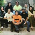 محمدرضا گلزار و ساره بیات با گیسو تا تولد نعیمه نظام دوست مبارک