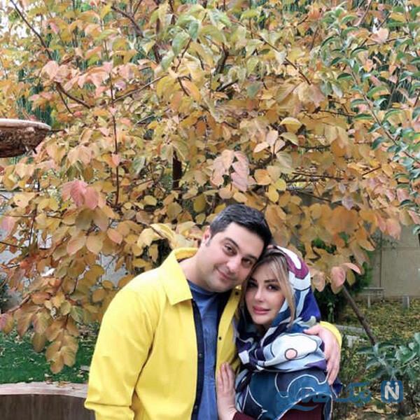 چهره نیوشا ضیغمی بعد از عمل زیبایی تا تولد برادرزاده نرگس محمدی