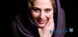 رعنا آزادی ور و همسرش تا تولد بازی های بهاره رهنما در کنار حاجی