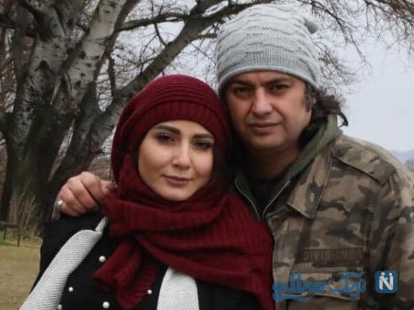 تولد سمیرا حسن پور دختر پاییز تا شاهرخ استخری و همسرش
