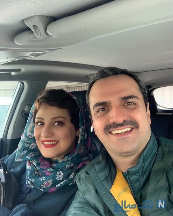 همسر شبنم مقدمی