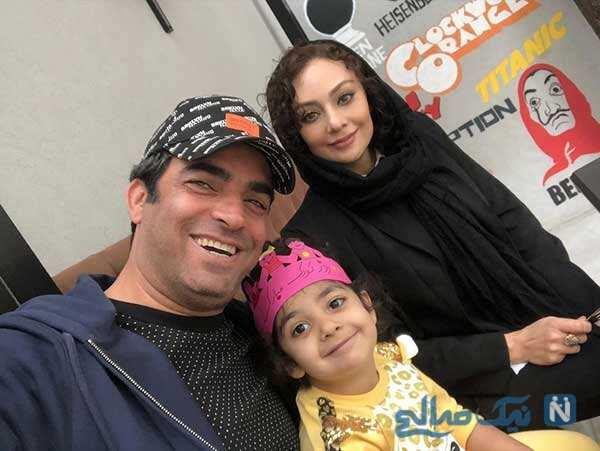 بازیگران در روز مادر و روز زن از مهران احمدی و مادرش تا مادر الهام طهموری