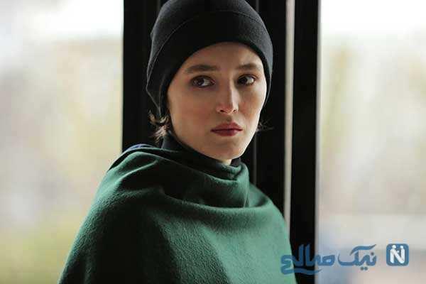 فرشته حسینی سریال قورباغه تا تولد خسرو پسر آتیلا پسیانی