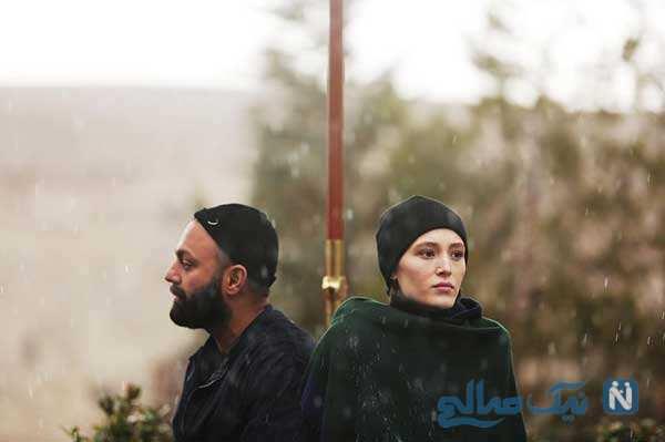 فرشته حسینی سریال قورباغه
