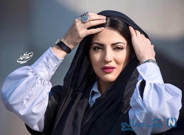 هلیا امامی در دادستان تا برف بازی سحر قریشی با شاهد احمدلو و همسرش