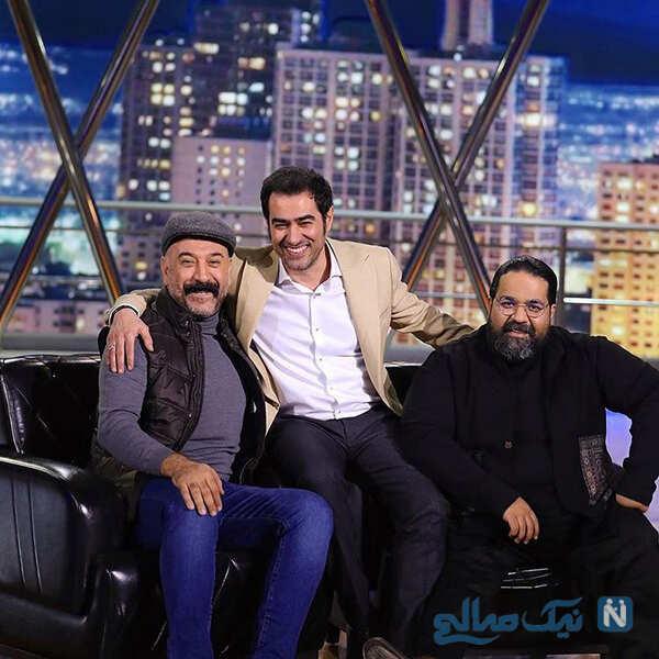 شهاب حسینی در آمریکا