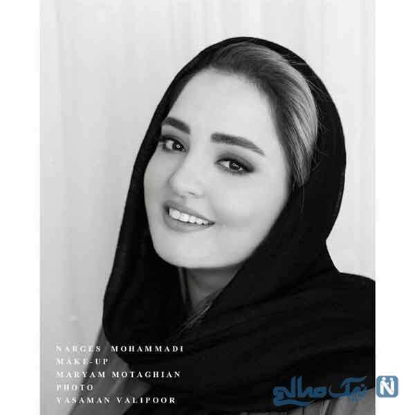 تولد نرگس محمدی