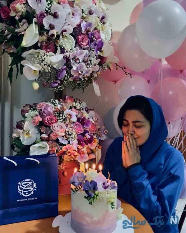 تولد مریم معصومی