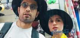 تولد محمد کارت در کنار همسرش آبان عسکری تا هفت خان محمدرضا گلزار