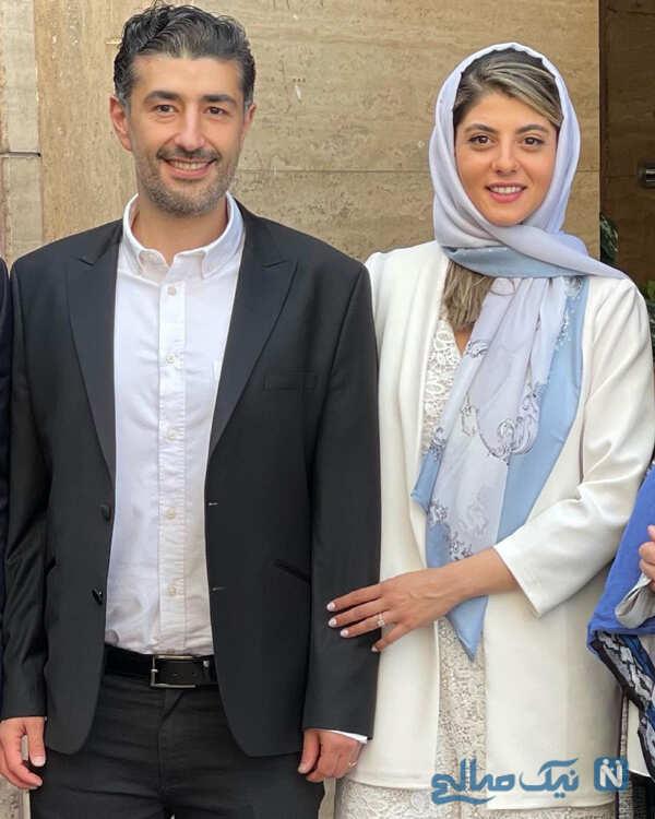 عروسی مهسا طهماسبی